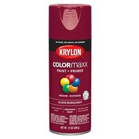 PAINT SPRY GLOSS BURGUNDY 12OZ