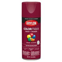 PAINT SPRY STN BURGUNDY 12OZ