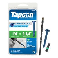 Tapcon 24380 Concrete Screw