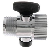 VALVE SHOWER CONTROL CHROME