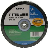 Arnold 490-321-0001 Diamond Tread Wheel