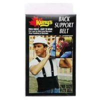 BELT BK SUPP ONE SZ FITS ALL