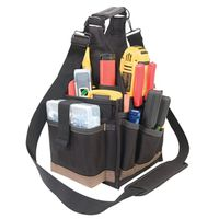 TOOL POUCH ELEC/MAINT 23POCKET