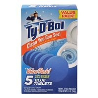 CLEANER TOILET LIQUID 5PK