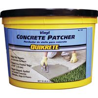Quikrete 1133-11 Polymer Modified Vinyl Concrete Patcher