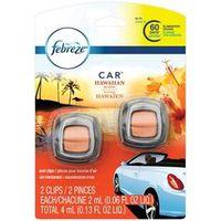 Febreze 81118 Car Vent Clip