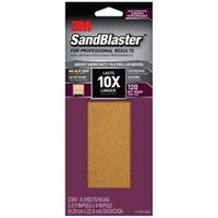 SANDPAPER GRIP 120 3-2/3X9IN