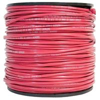 WIRE THRMST CPPR RD 18/4X150M