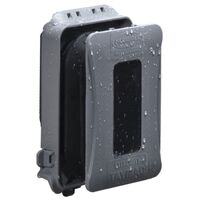 COVER WP 1G IN-USE EXPNDBL GRY