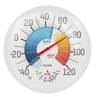 Taylor 90078 Patio Dial Thermometer