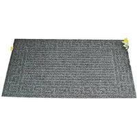 Homebasix 06ABSHE-02-3L Door Mat