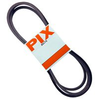 PIX 10749 Double V Snapper Belt