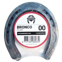 HORSESHOE BRONCO PLAIN SIZE00
