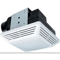 FAN EXHAUST W/LED LIGHT 6W