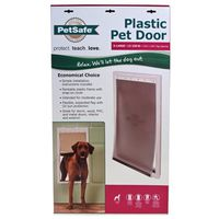 DOOR PET WHITE EXTRA-LARGE