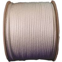 Wellington 10128 Solid Braided Rope