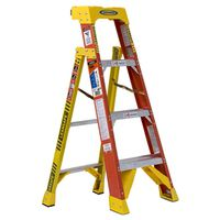 LADDER LN FBG TYP-IA 300LB 4FT