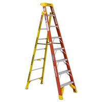 LADDER LN FBG TYP-IA 300LB 8FT