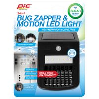 BUG ZAPPER/LANTERN LED SOLAR