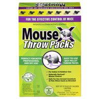 KILLER MOUSE THROW PACK BOX