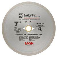 Contractor 167029 Continuous Rim Circular Saw Blade