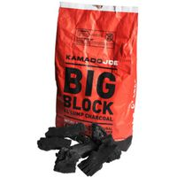 CHARCOAL XL LUMP BIG BLCK 20LB