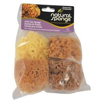 Acme MP-4-4000 4-Piece Faux Artist Sea Sponge