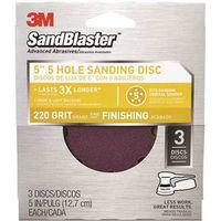 SandBlaster 9425ES Sanding Disc