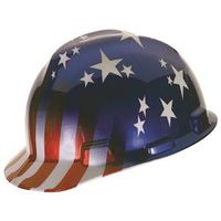 V-Gard 10052945 Patriotic Hard Hat