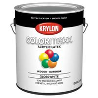 PAINT GLOSS WHITE 1GALLON