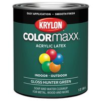 PAINT GLOSS HUNTER GREEN 1QT