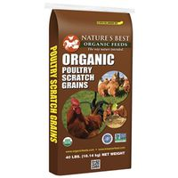 POULTRY SCRATCH GRAINS ORGANIC