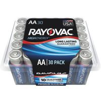 BATTERY ALK AA 750MAH 30PK