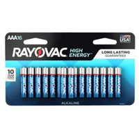 BATTERY ALK AAA 1100MAH 16PK