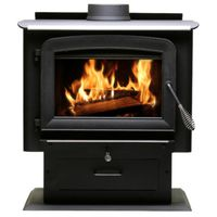 STOVE WOOD 89000BTU 2000 SQFT