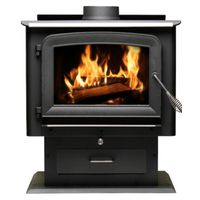STOVE WOOD 112800BTU 2500 SQFT