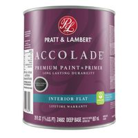 PAINT INTERIOR FLAT DEEP 1QT
