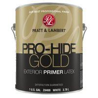 PRIMER EXTERIOR LATEX WHT 1GAL