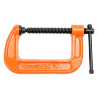 C-CLAMP ADJUSTABLE ORANGE 3IN