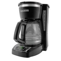 COFFEE MAKER PROG BLACK 12 CUP