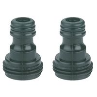 CONNECTOR HOSE END QK ML 2PK