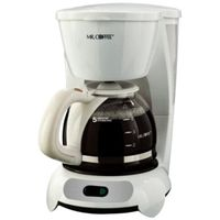 COFFEMAKER 5 CUP WHITE