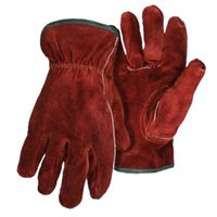 GLOVES DRIVER INSUL LEATHER XL