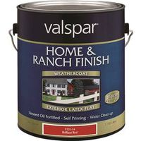 Valspar 5221.7 Barn and Fence Latex Paint