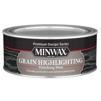 WAX FINISHING GRAIN WHITE 8OZ