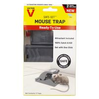 TRAP MOUSE SAFE SET