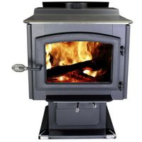 STOVE WOOD 3200SQFT 152000BTU