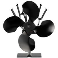 FAN THERMOELECTRIC 4BLD 9.25IN