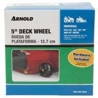 KIT DECK WHEEL UNIVERSAL 50LB