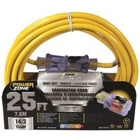 Powerzone ORP511725 Pro SJTOW Extension Cord
